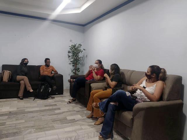 Prefeita Josilda Macena se reúne com equipe para discutir obras e ampliações para o município; confira!