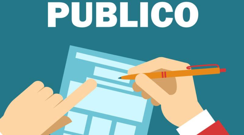 Prefeitura de Araçagi convoca 8ª lista de aprovados em concurso público